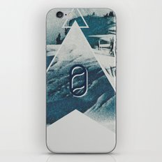The chalet iPhone & iPod Skin