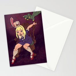 Cover Bunny Stationery Cards