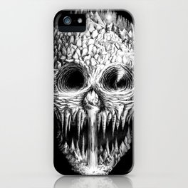 Skullunker iPhone Case