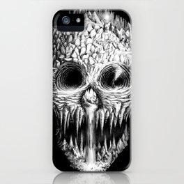 Skullunker iPhone Case