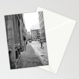 vieux montreal Stationery Cards