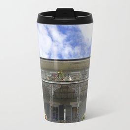 New Orleans French Quarter Bliss Travel Mug