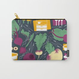 Root Vegetables Carry-All Pouch