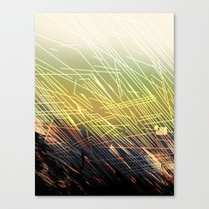 BREAKING GROUNDS Canvas Print