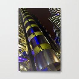Lloyds of London Metal Print