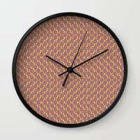 asia Wall Clocks featuring Asia by Christian Yuen