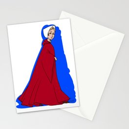 A Handmaid Stationery Cards