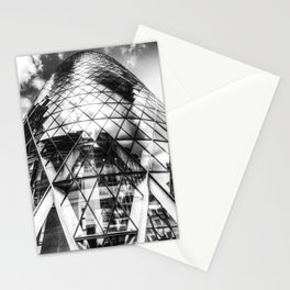 The Gherkin London Stationery Cards