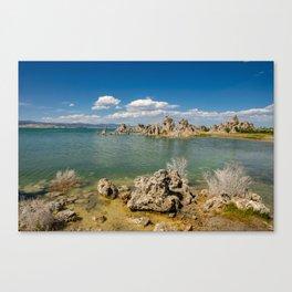 Mono Lake California - I Canvas Print
