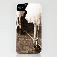 The dance Slim Case iPhone (4, 4s)
