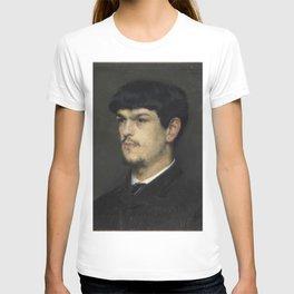 Claude Debussy (1862 – 1918) by Marcel Baschet, 1884 T-shirt