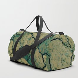 Shattered texture Duffle Bag