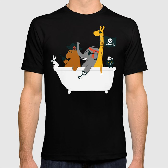 Everybody wants to be the pirate T-shirt