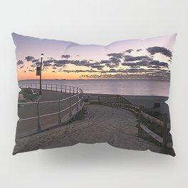 Burning Sunrise Pillow Sham