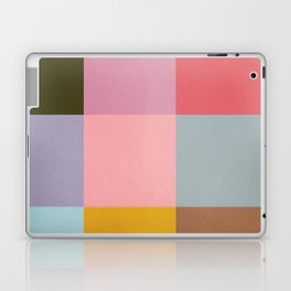 Distressed Cube Laptop & iPad Skin