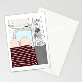 Pedicure Stationery Cards