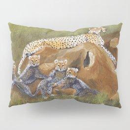 Cheetahs Pillow Sham