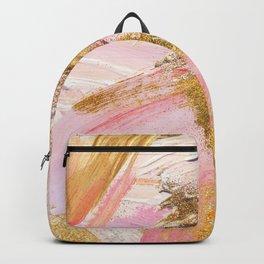 Blush Glitz Backpack