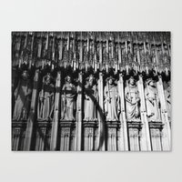 religious Canvas Prints featuring Religious Icons by Jude NH