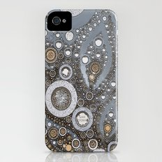 :: Summer Rain :: iPhone (4, 4s) Slim Case