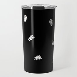 in outer space Travel Mug