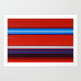 This Moment - Swipe Art Print