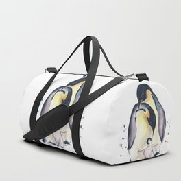 Penguins Family Duffle Bag