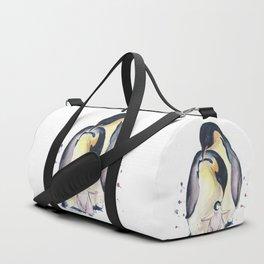 Penguins Family Duffle Bag