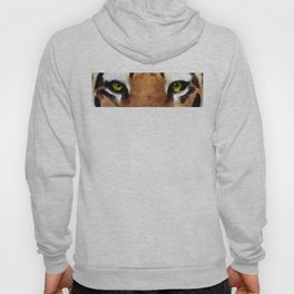 Tiger Art - Hungry Eyes Hoody