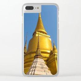 BANGKOK 02 Clear iPhone Case