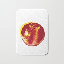 prohibited fruit Bath Mat