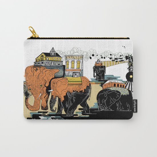 Oiliphants Carry-All Pouch