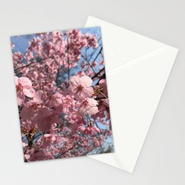 Spring in Japan ! Stationery Cards