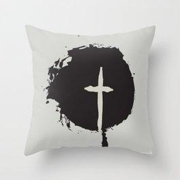 The X Throw Pillow