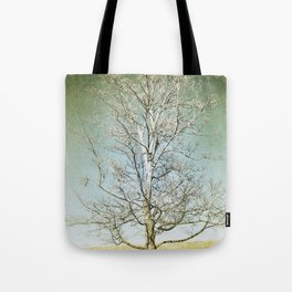 Tree 5 Tote Bag