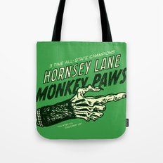 Monkey Paws Tote Bag