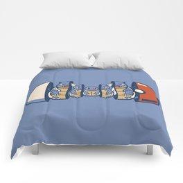 Poketryoshka - Water Type Comforters