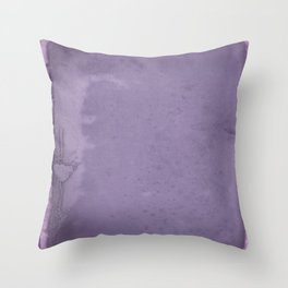 Violets are blue xxx Throw Pillow