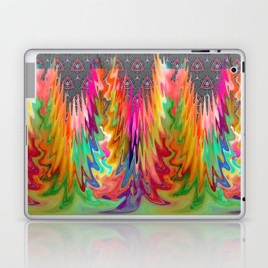 Scarlet Fire Laptop & iPad Skin