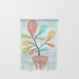 Potted Plant Wall Hanging
