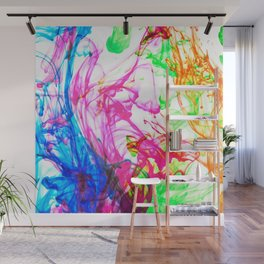 PAINT BOX Wall Mural