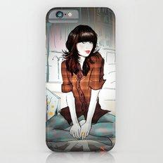 Zooey Deschanel Night iPhone 6s Slim Case