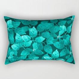 Botanical garden B Rectangular Pillow