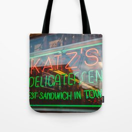 Katz III Tote Bag