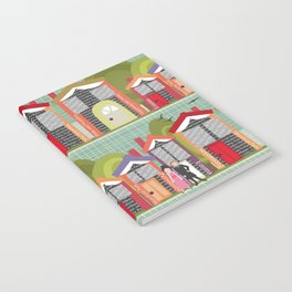 Literally Living in a Jane Austen Novel Notebook