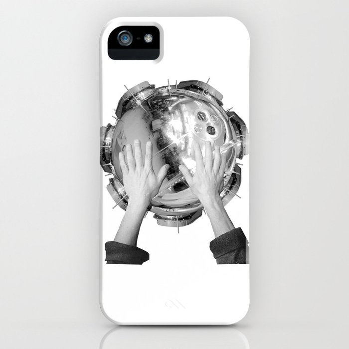 The Hands iPhone Case