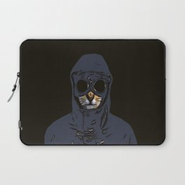 Schmitty the Kitty Hooligan Laptop Sleeve