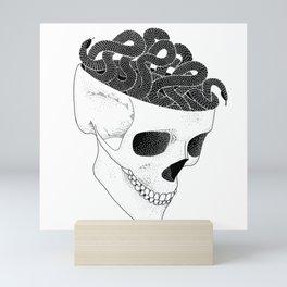 scatterbrain Mini Art Print