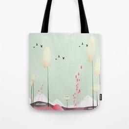 lambent Tote Bag