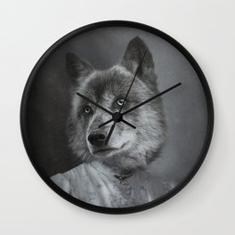 coeur de louve Wall Clock
